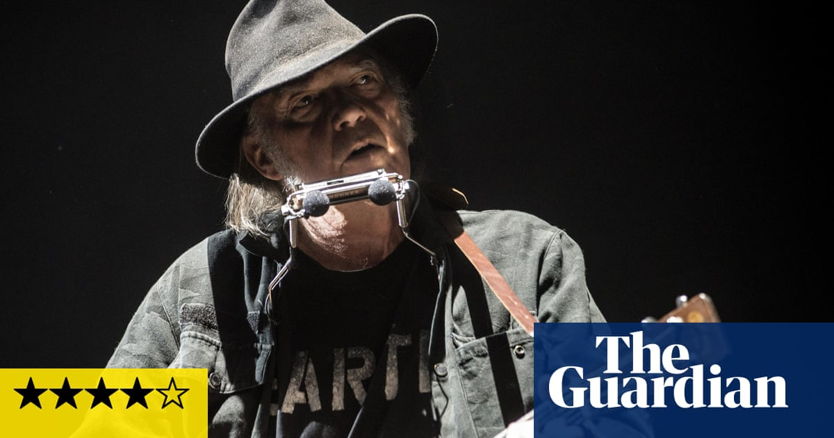 Neil Young And Promise Of The Real Review Rocking Down The Nature