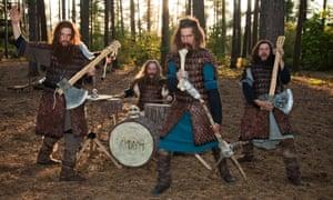 Horrible Histories do the Vikings.