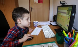 St Sophia's orphanage in Moscow, a place caring for children with developmental disorders.