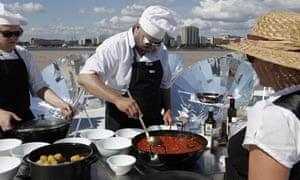 The Lapin Kulta Solar Kitchen Restaurant  (2011)