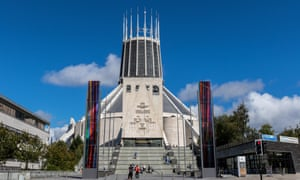 Metropolitan Cathedral of Christ the King, Liverpool.