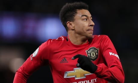 Manchester City investigate alleged racist abuse aimed at Jesse Lingard