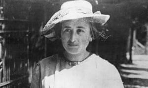 Rosa Luxemburg.