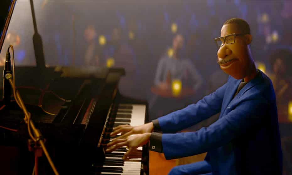 Soul features Pixar's first African-American leading role.