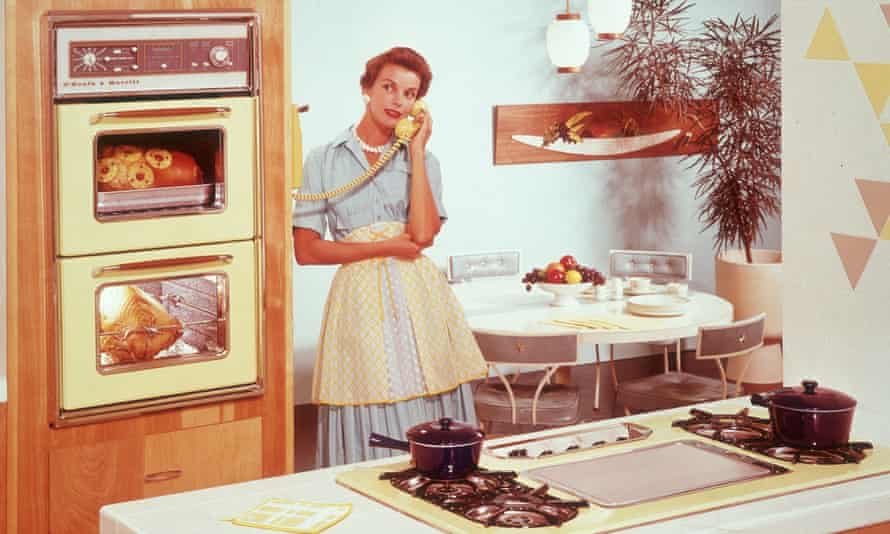 Domestic bliss: was the traditional housewife really happier?