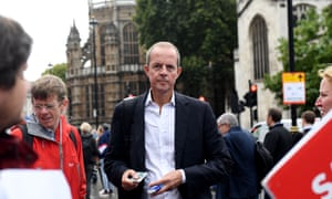 Nick Boles returning to parliament after the prorogation in August.