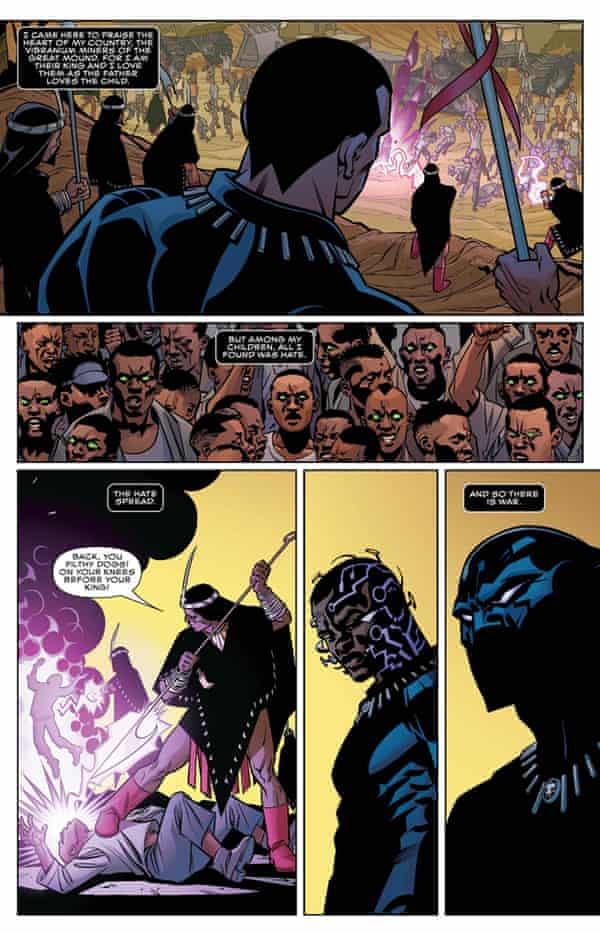 Black Panther became an instant bestseller