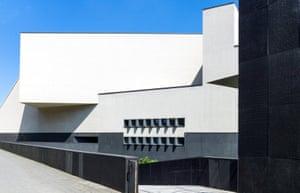 The Arcimboldi opera theatre in Milan.