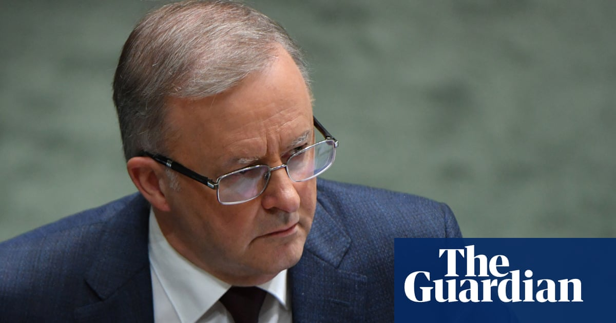 Historical rape claim against current minister a 'test' for PM Albanese says – The Guardian
