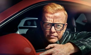 Chris Evans: hit the skids with the final Top Gear episode of this series.