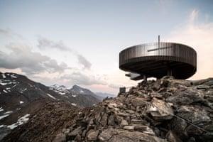 Schnals, ItalyÖtzi Peak 3251m by noa* network of architecture