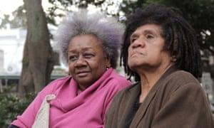 Aunty Emelda Davis and Aunty Shireen Malamoo