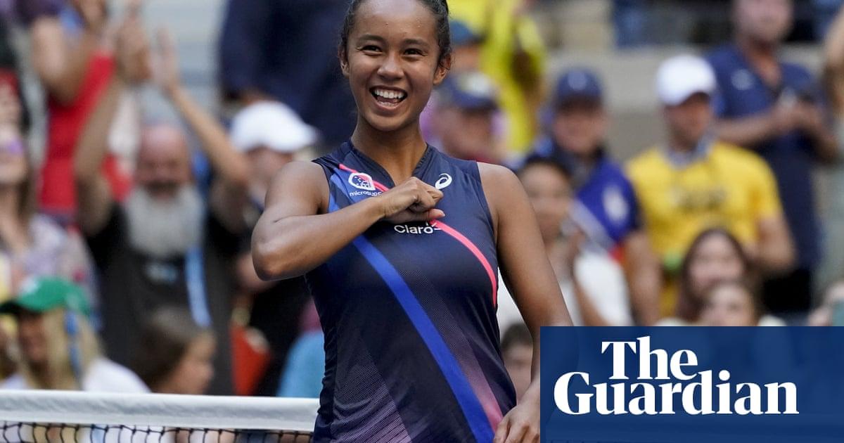Fernandez and Auger-Aliassime show a hopeful side of Canada's tennis dream