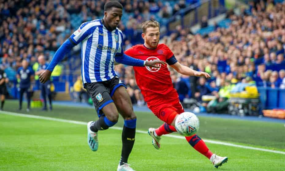 Sheffield Wednesday take on Wigan Athletic