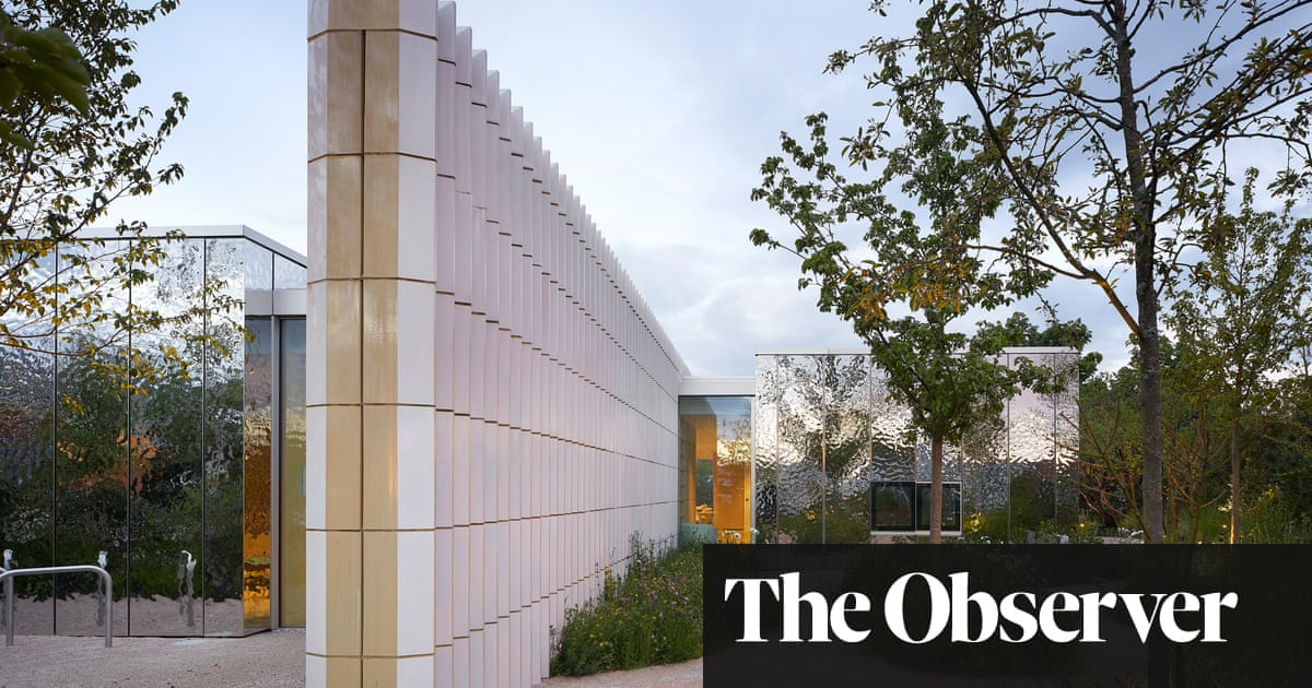 Maggie's centre, Southampton review – thoughtfulness and calm abound