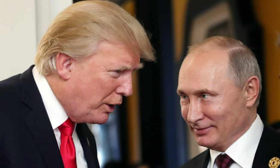 Putin and Trump.