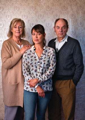 Quality cast … The Cane stars Maggie Steed, Nicola Walker and Alun Armstrong.