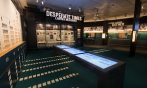 'We want visitors to ask why rescue of Jews didn't become a priority,' said exhibition curator Daniel Greene.