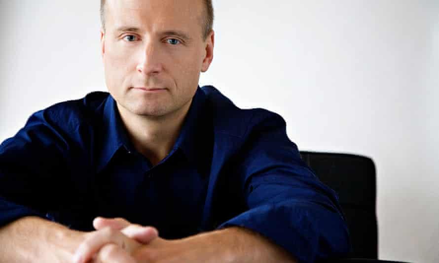 Estonian conductor Paavo Järvi.