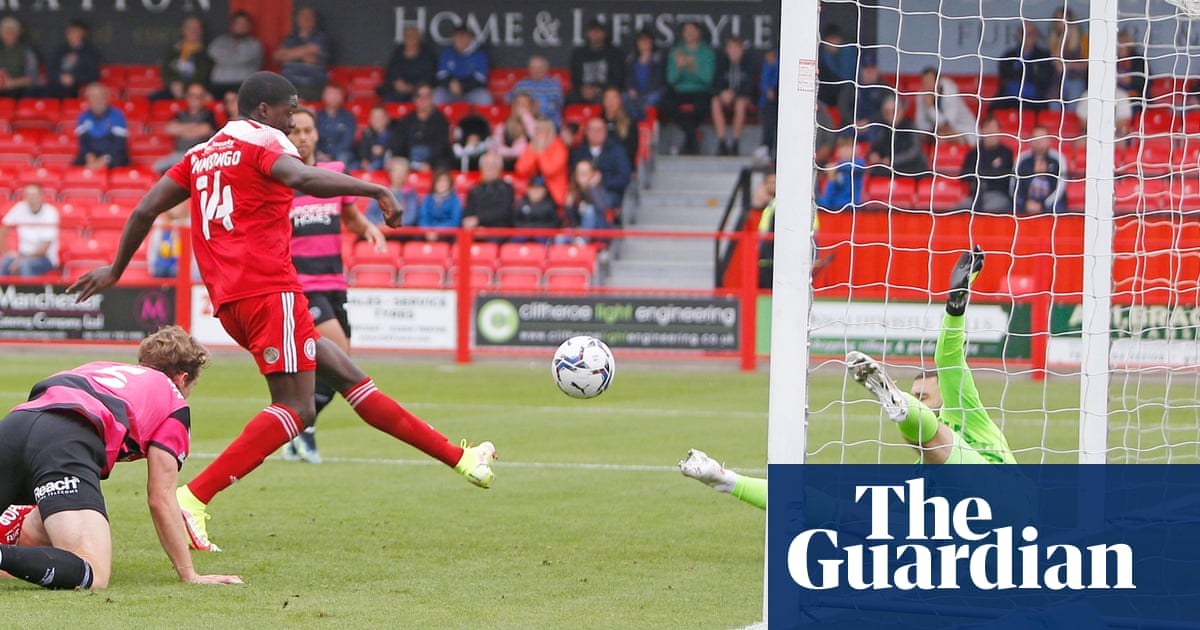 Football League roundup: Accrington Stanley surge to second in League One