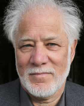 Canadian writer Michael Ondaatje