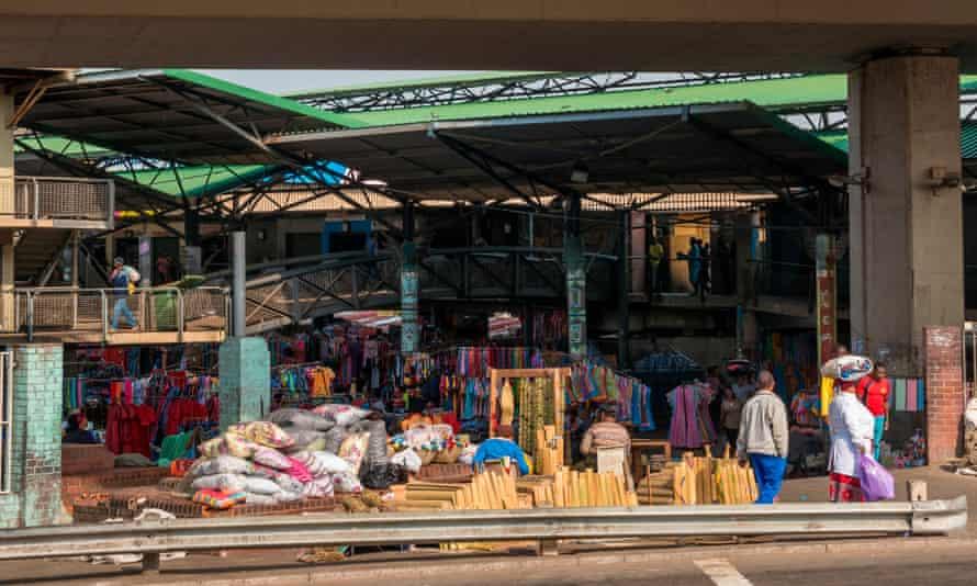 Muthi medicine, market, Victoria Street.
