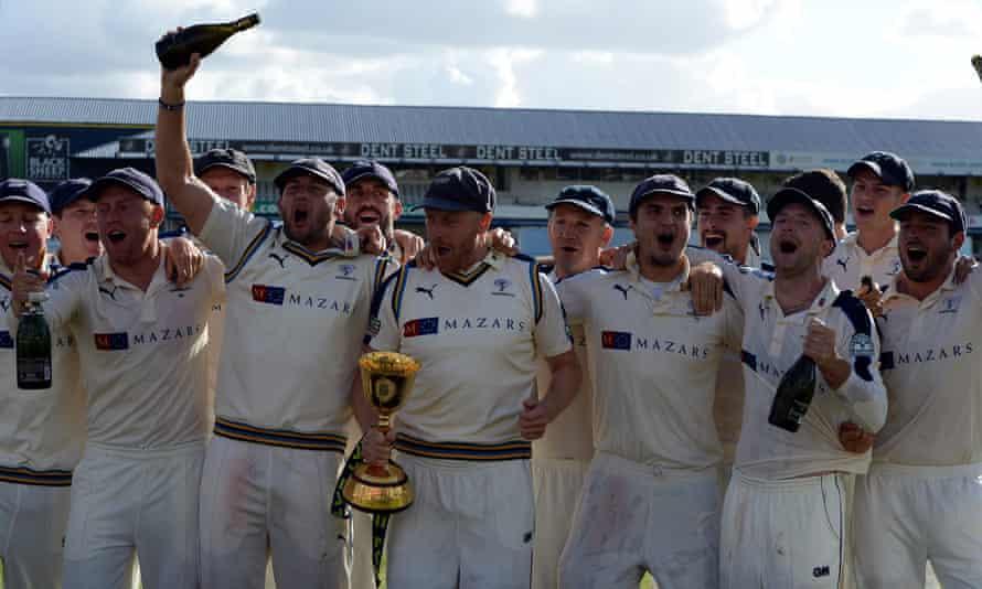Yorkshire title winners