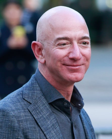Employees at the meeting attempted to confront Bezos, who declined to meet with them.