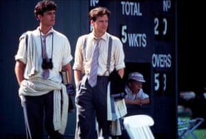 Acclaim … Rupert Everett and Colin Firth in 1984 breakthrough film Another Country.
