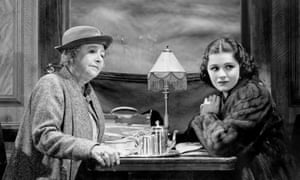 Alfred Hitchcock's 1938 thriller The Lady Vanishes, set on a train travelling in continental Europe.