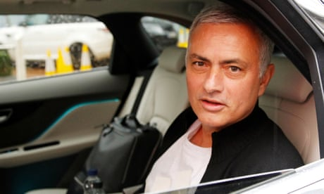 It was anxieties over money that finally did for José Mourinho