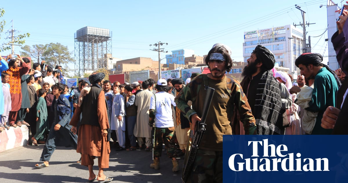Taliban publicly display bodies of alleged kidnappers in Herat