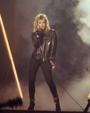 Kim Wilde in 1983
