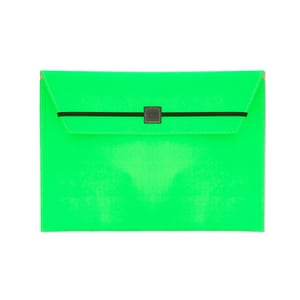 Green clutch, £29.95, by Under Cover from selfridges.com