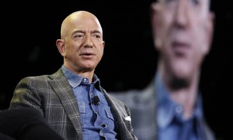 Jeff Bezos to resign as chief executive of Amazon