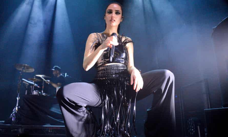 Banks at the Roundhouse, London