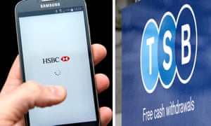 TSB, HSBC and Barclays customers hit by IT problems