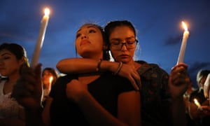 The gunman in the El Paso shooting confessed to targeting Mexicans in the attack, authorities say.