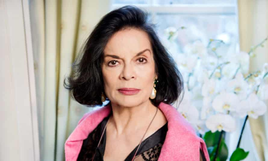 Bianca Jagger … 'This is my vocation'
