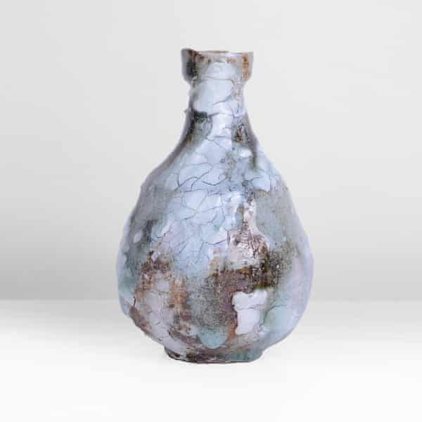 Akiko Hirai's Sake Bottle will be auctioned by MAAK this May.