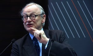 John Gummer Lord Deben compared the threat of climate change to the black death.