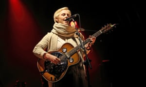 Laura Marling … Headlining End of the Road's second stage on Sunday.