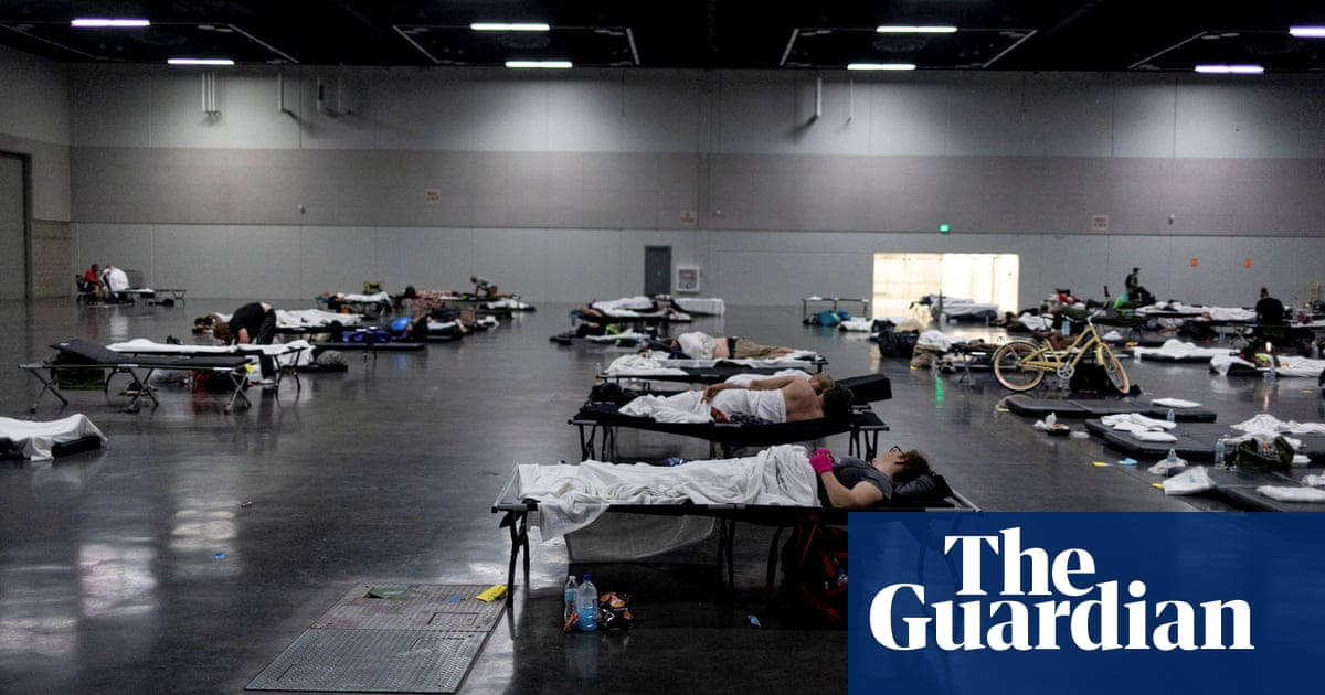 Record-breaking US Pacific north-west heatwave killed almost 200 people