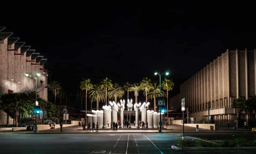 The Los Angeles County Museum of Art (Lacma).