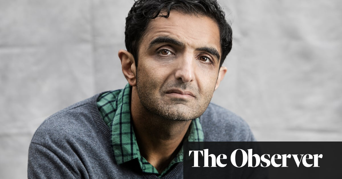 Novelist Sunjeev Sahota: 'It's dispiriting how little we talk about class in the UK'