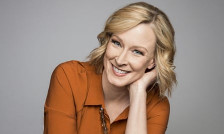 TV journalists and writer Leigh Sales: 'The central reality of life is that we don't know what's coming next, whether its good or bad.'