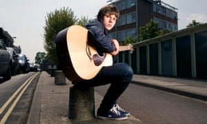 Nottingham musician Jake Bugg, who played early gigs at the Maze venue.