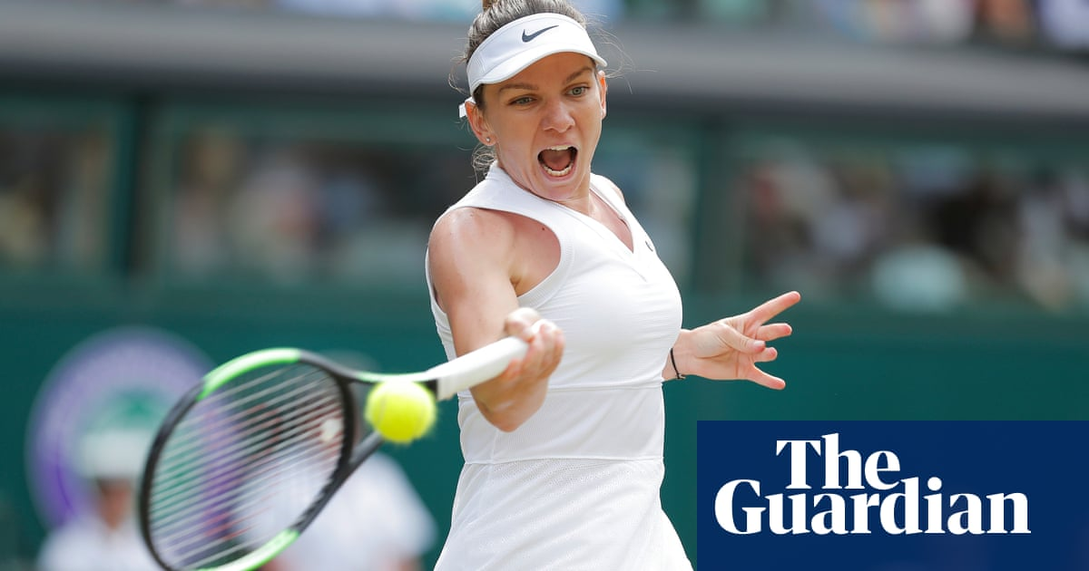 Wimbledon: Halep out with injury, Murray faces Basilashvili in first round