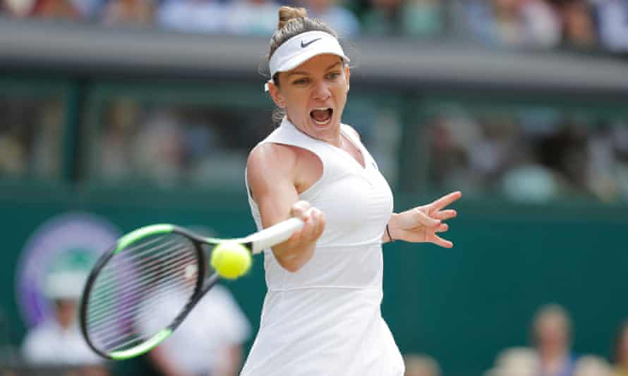 Simona Halep, who beat Serena Williams in the 2019 women's final, has been forced to pull out of Wimbledon.