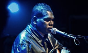 Gurrumul Yunupingu's album was described by Dave Faulkner as 'a statement, a message, a story that adds an artist's voice to our nation's cultural fabric'